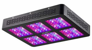 Mejores LED cultivo